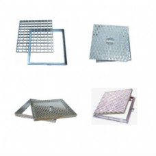 GALVANIZED COVERS AND GRATES (4)