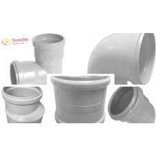 Accesórios Saneamiento PVC (0)